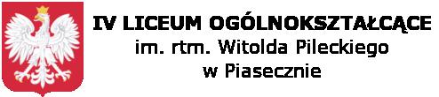 IV Liceum Ogólnokształcące w Piasecznie